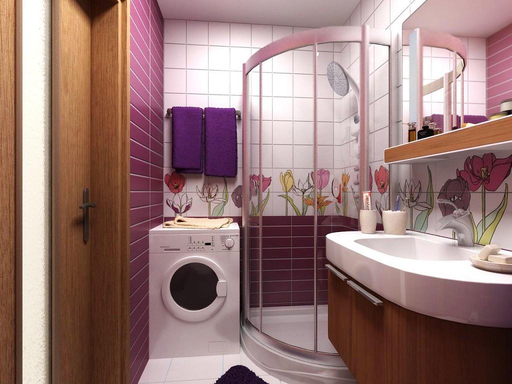 85 идей для ванной комнаты в хрущевке: с перепланировкой и ...