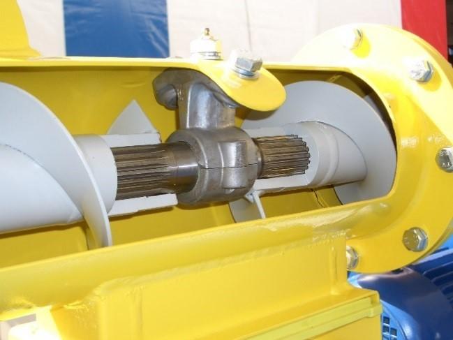 Промежуточные опоры на шнековые транспортеры фольксваген транспортер т5 1 9 дизель