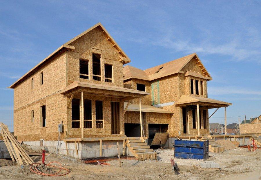 Строительство нового дома картинки