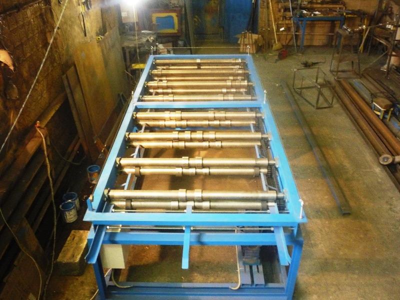 Оборудование линия для производства изготовления профнастила в Самаре. Строительные объявления