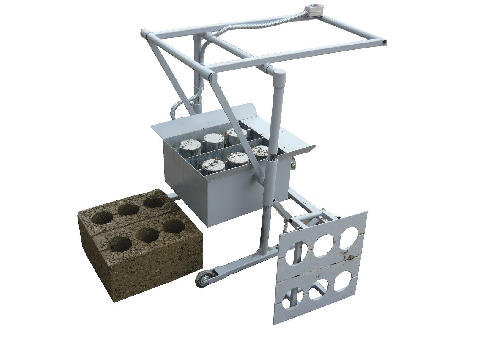 купить станок для изготовления блоков своими руками