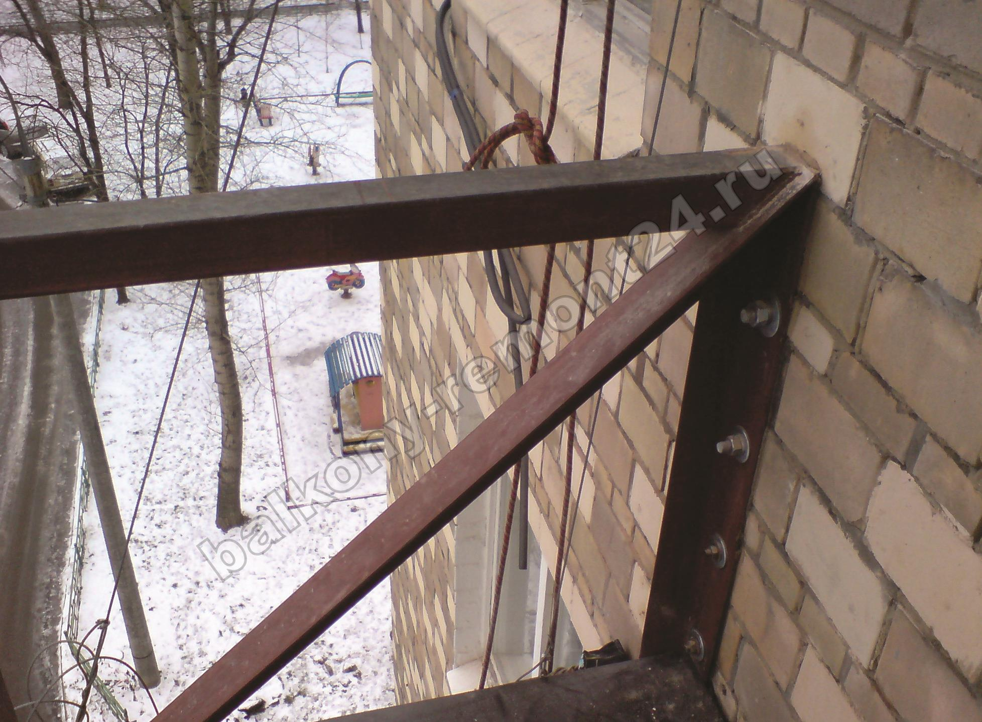 Ремонт и реставрация балконов в москве и московской области..