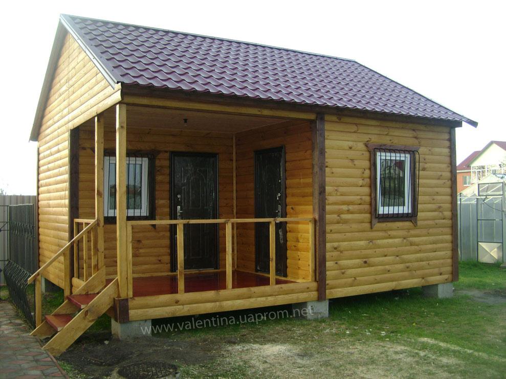 Дом для дачи