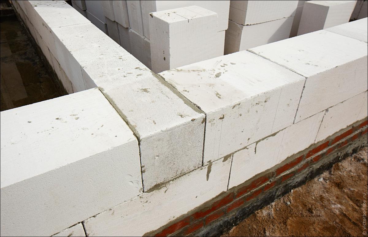Как сделать своими руками газосиликатные блоки