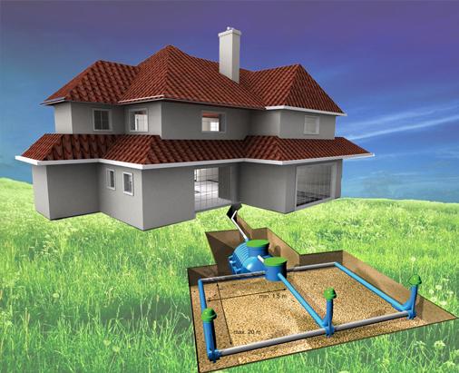 Автономная канализация - локальные очистные сооружения Строительные объявления