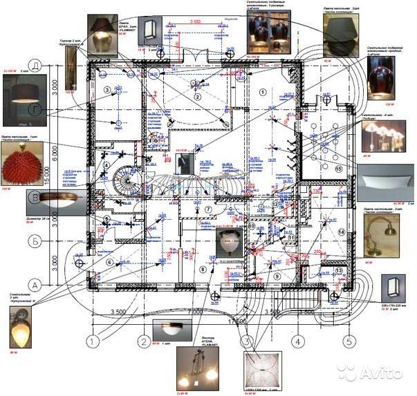 Дизайн электрика