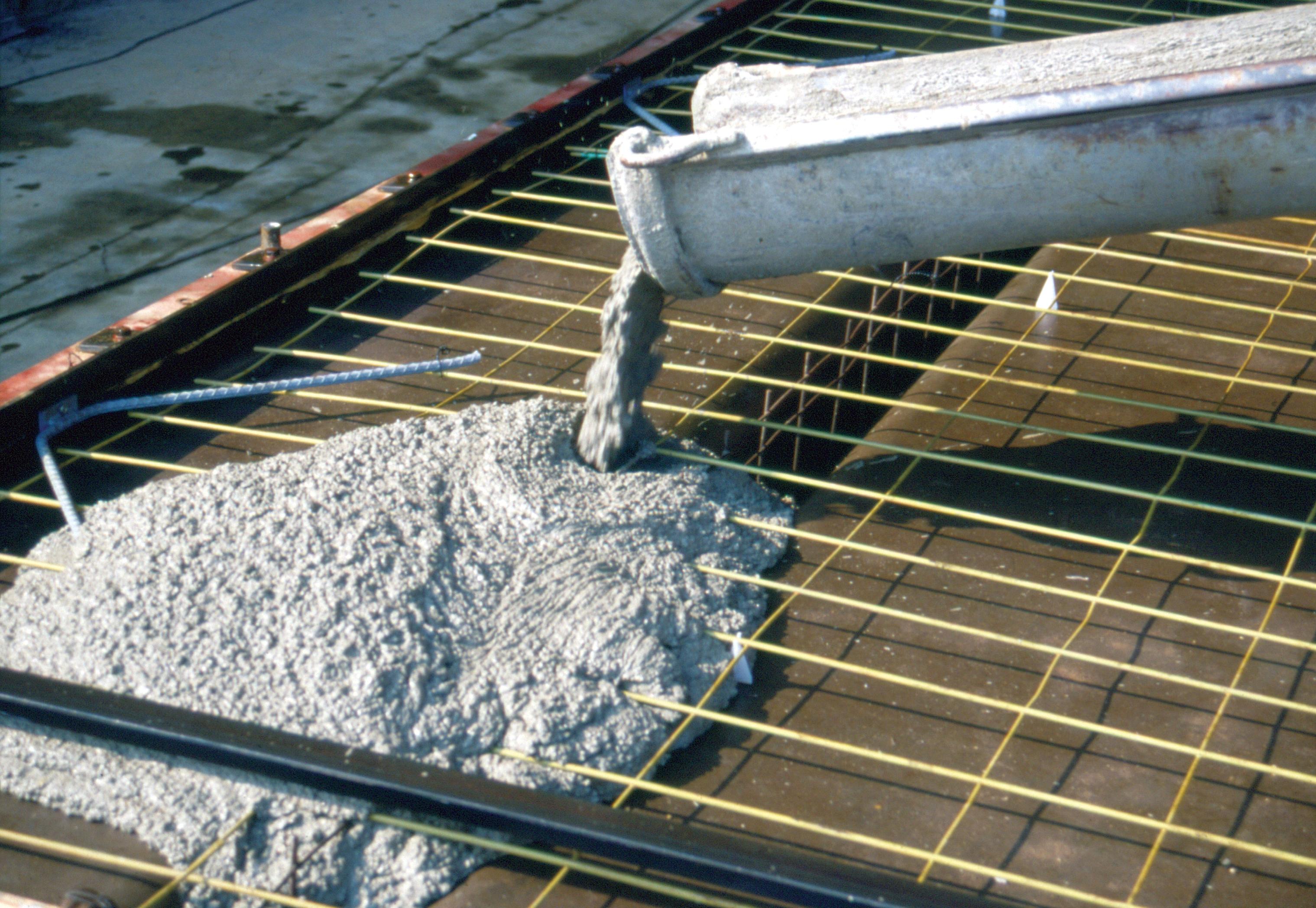 инертные в бетоне