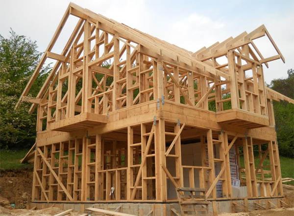 Строительству каркасного дома своими руками