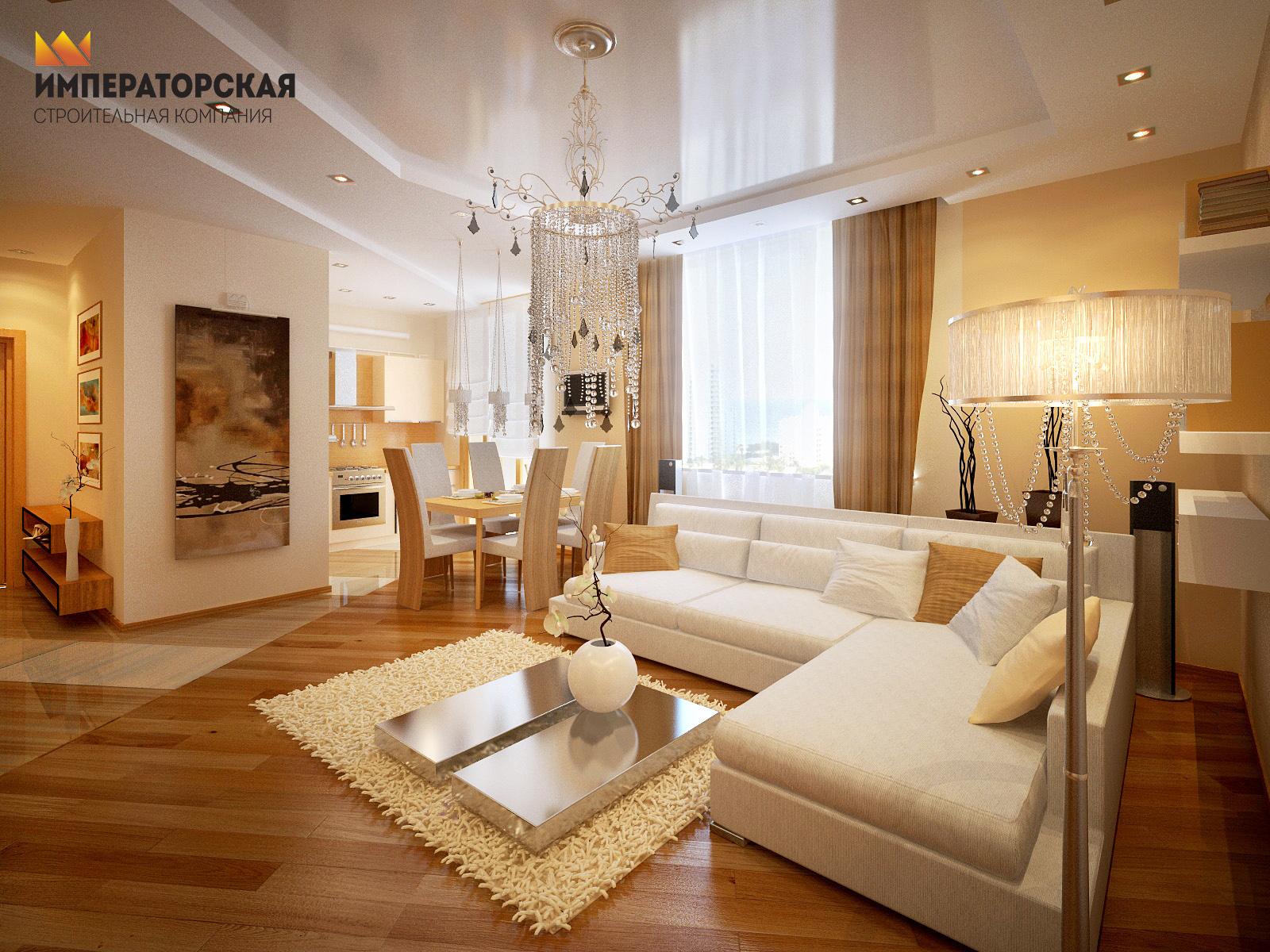 элитный ремонт и дизайн квартир фото #10
