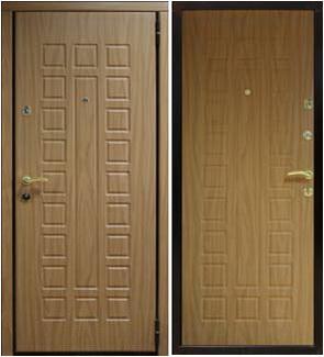двери входные строительные от производителя