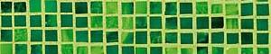 Керамос - смальта - квадратики с прямыми краями