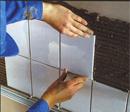 Правила укладки плитки на стену