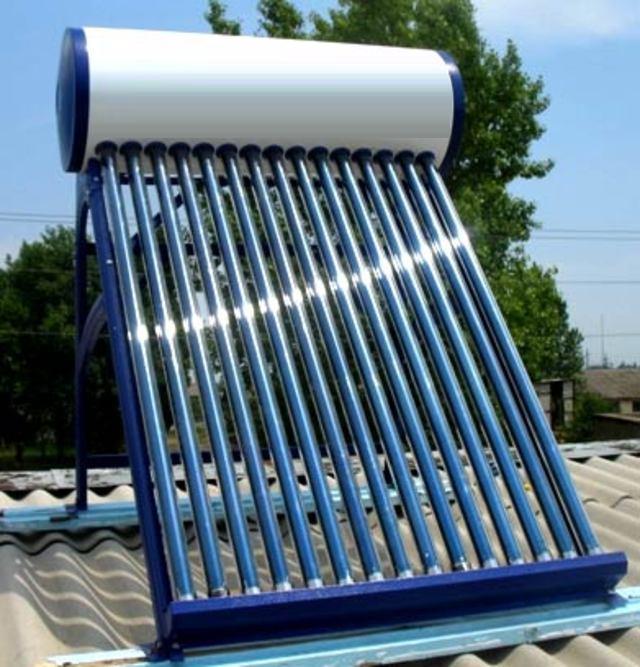 Солнечный водонагреватель: современное высокотехнологичное решение.