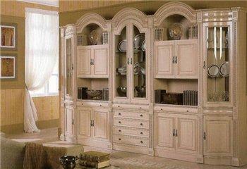 Достоинства и недостатки мебели из массива
