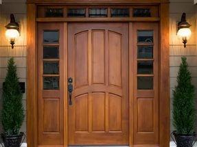 входные внутренние двери на заказ