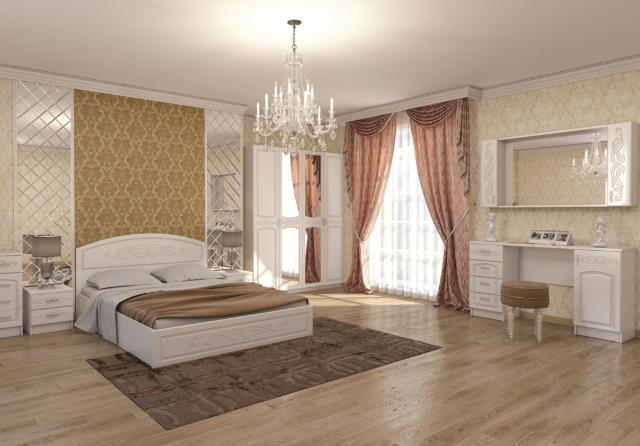 Сам себе дизайнер: наполняем спальню «классикой»