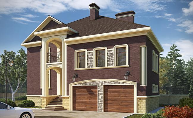 Как сделать теплый и красивый фасад?