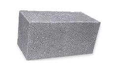 стеновой блок полнотелый