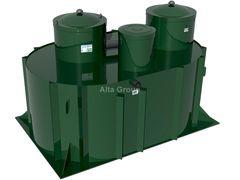 Автономная канализация Alta Bio 10+ UV