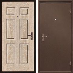Входная металлическая дверь МАСТЕР 2050-850 в Екатеринбурге