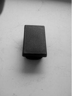 Заглушка внутренняя для профильной трубы 50x30 мм.