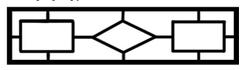 Газонное ограждение ГО-7